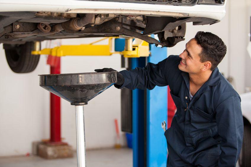Comment garder une voiture en bon tat for Garage qui reprend les voitures en panne