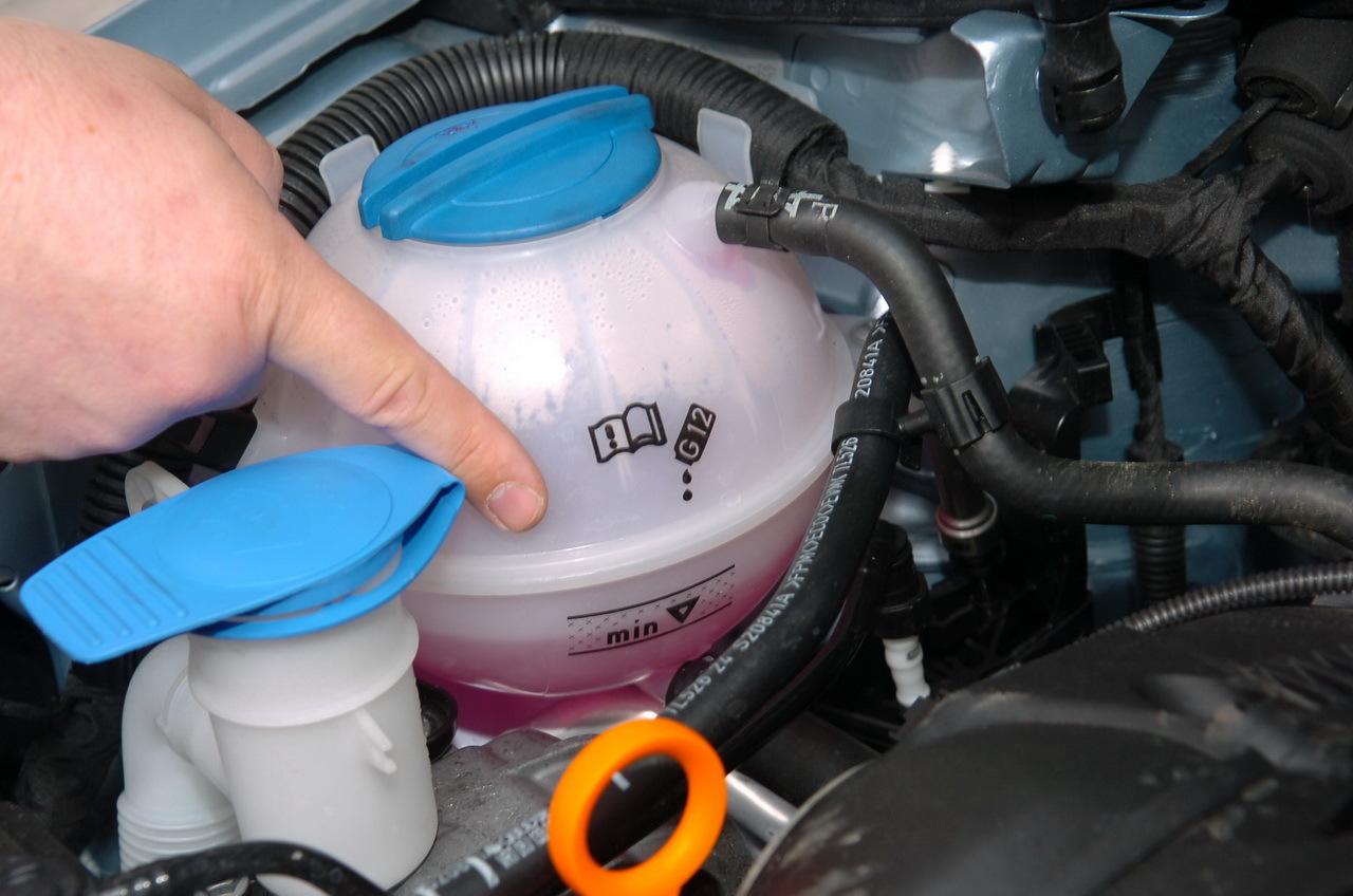 que faire en cas de surchauffe du moteur
