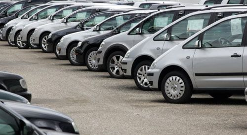 symbolbild für gebrauchtwagenmarkt