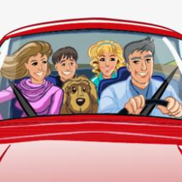 Aménager sa voiture pour un voyage en famille